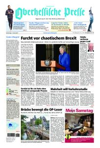 Oberhessische Presse Hinterland - 17. Januar 2019