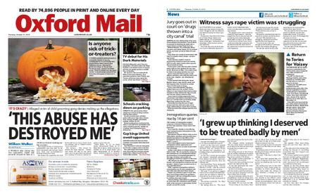 Oxford Mail – October 31, 2019