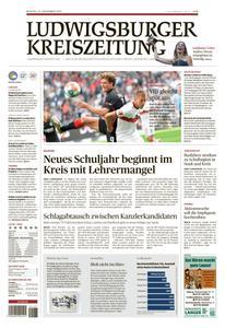 Ludwigsburger Kreiszeitung LKZ - 13 September 2021