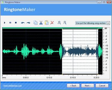 MediaVirgo Ringtone Maker v1.1