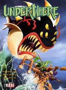 Underwhere 1995, 2012 Heavy Metal digital AnEvilScan