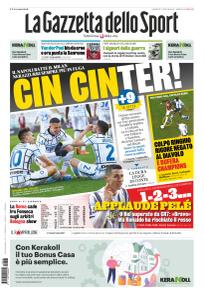 La Gazzetta dello Sport Cagliari - 15 Marzo 2021