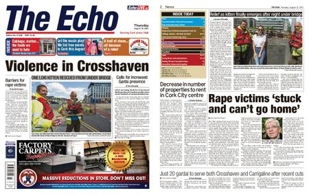 Evening Echo – August 12, 2021