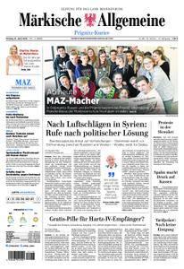 Märkische Allgemeine Prignitz Kurier - 16. April 2018