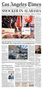 Los Angeles Times  December 13 2017