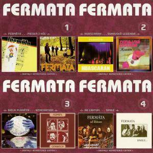 Fermáta - 8 Studio Albums (1975-1991) [Reissue 2009] (Repost)