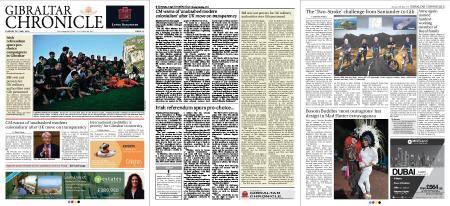 Gibraltar Chronicle – 29 May 2018