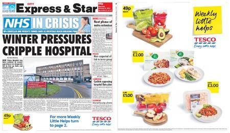 Express and Star City Edition – January 04, 2018