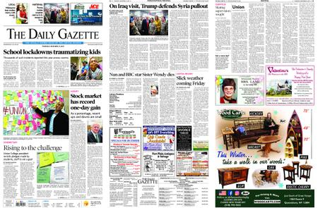 The Daily Gazette – December 27, 2018
