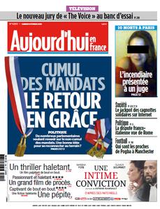 Aujourd'hui en France du Samedi 9 Février 2019