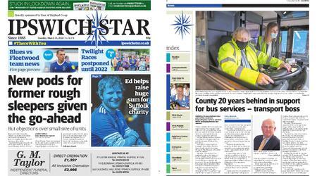 Ipswich Star – March 16, 2021