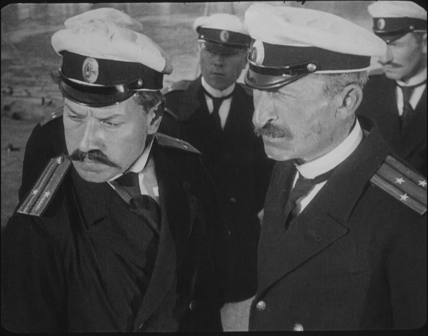 Bronenosets Potyomkin / Броненосец Потёмкин (1925)