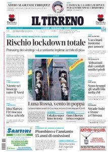 Il Tirreno Livorno - 15 Febbraio 2021