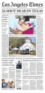 Los Angeles Times  November 06 2017