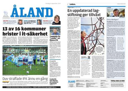Ålandstidningen – 04 september 2019