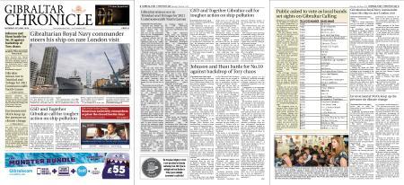 Gibraltar Chronicle – 22 June 2019