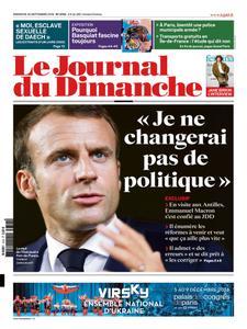 Le Journal du Dimanche - 30 septembre 2018