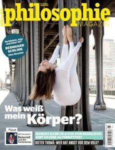 Philosophie Magazin Germany - April-Mai 2019