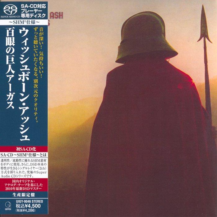 Wishbone Ash - Argus (1972) [Japanese Limited SHM-SACD 2010] PS3 ISO + Hi-Res FLAC