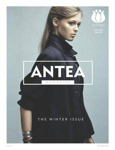 Antea Magazine - marzo 2016