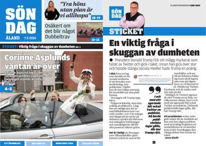 Ålandstidningen – 07 juni 2020
