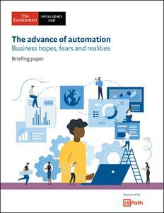 The Economist (Intelligence Unit) - The advance of automation (2019)