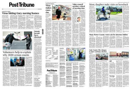 Post-Tribune – April 25, 2020