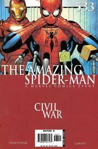 Amazing Spider-Man 533
