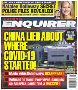 National Enquirer – May 25, 2020