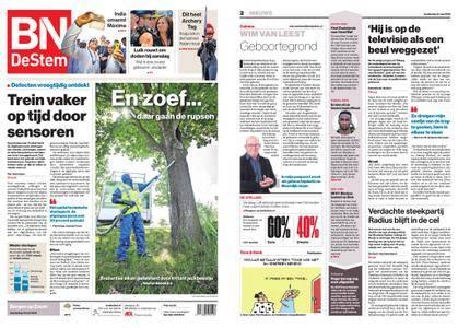 BN DeStem - Bergen op Zoom – 31 mei 2018