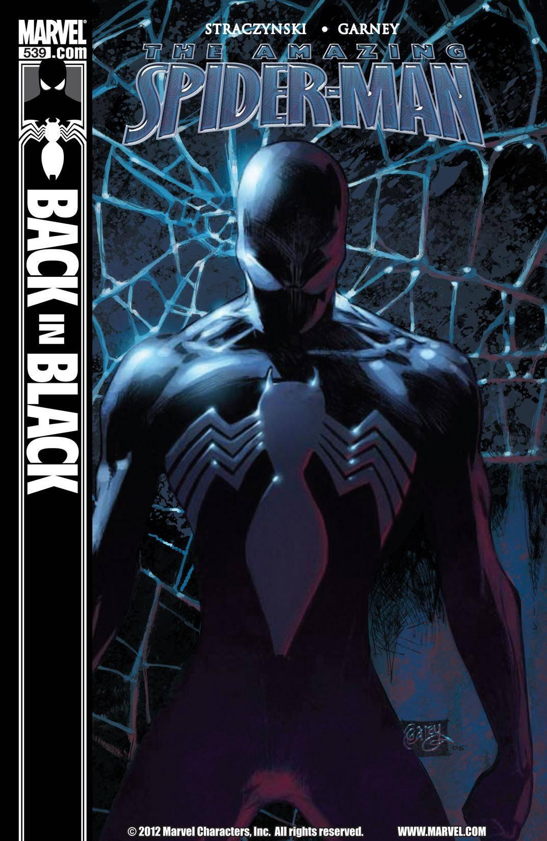 Amazing Spider-Man 539 2007 digital