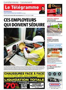 Le Télégramme Landerneau - Lesneven – 04 novembre 2019