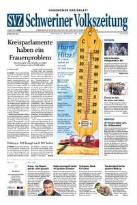 Schweriner Volkszeitung Hagenower Kreisblatt - 24. Juni 2019