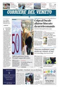 Corriere del Veneto Padova e Rovigo - 6 Gennaio 2018