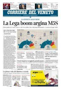 Corriere del Veneto Padova e Rovigo - 6 Marzo 2018