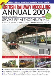 British Railway Modelling - Annual 2007