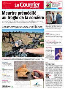 Le Courrier de l'Ouest Angers – 05 septembre 2020