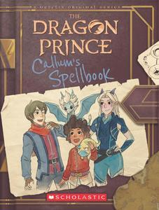 Callums Spellbook-The Dragon Prince 2020 Digital DrDoom
