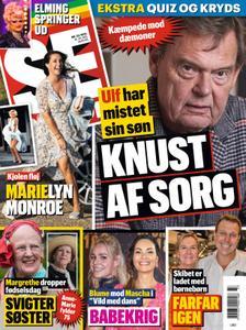 SE og HØR – 18. august 2021