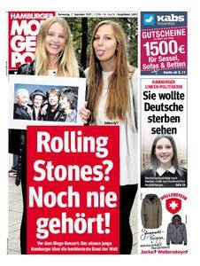 Hamburger Morgenpost - 07. September 2017