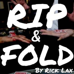 Rick Lax - Rip & Fold