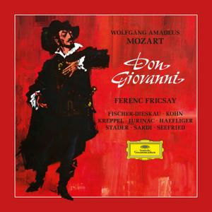 Radio-Symphonie-Orchester Berlin, Ferenc Fricsay - Mozart: Don Giovanni (1958/2019) [Official Digital Download 24/192]