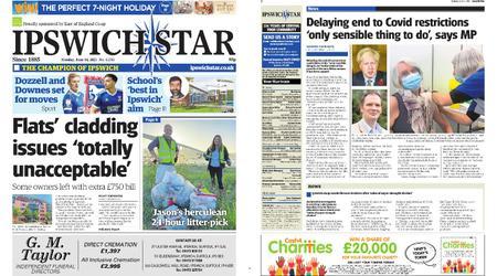 Ipswich Star – June 14, 2021