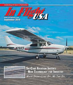 In Flight USA - September 2019
