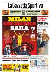 La Gazzetta dello Sport Roma – 05 aprile 2020