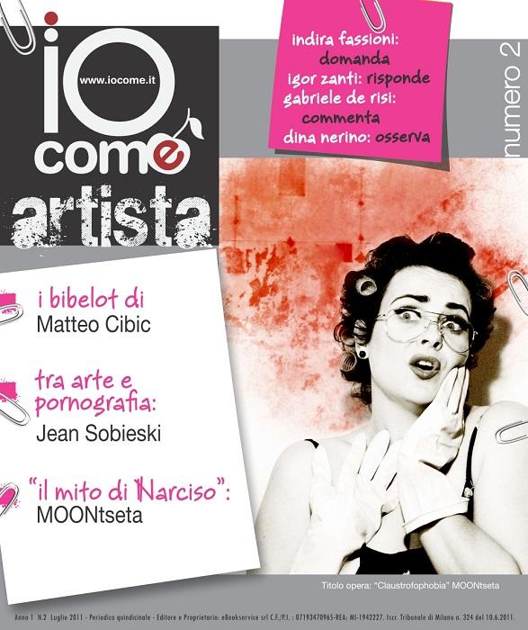 Io Come Artista - Luglio 2011 (N° 2)