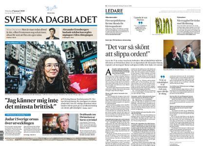 Svenska Dagbladet – 27 januari 2020