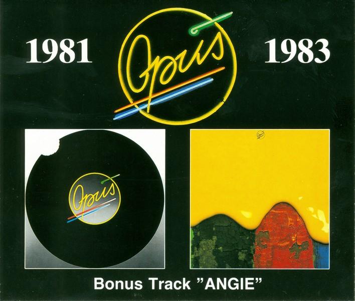 Opus - Opus 1981-1983 (Eleven / The Opusition) [2CD]