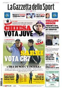 La Gazzetta dello Sport Roma – 26 novembre 2019