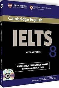 Cambridge IELTS Test Set 8 (with 2CD) (Repost)